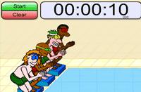 плавающий таймер олимпиада